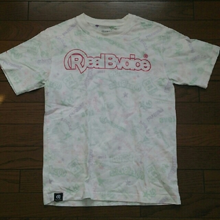 リアルビーボイス(RealBvoice)のReal Bvoice メンズTシャツ M(Tシャツ/カットソー(半袖/袖なし))