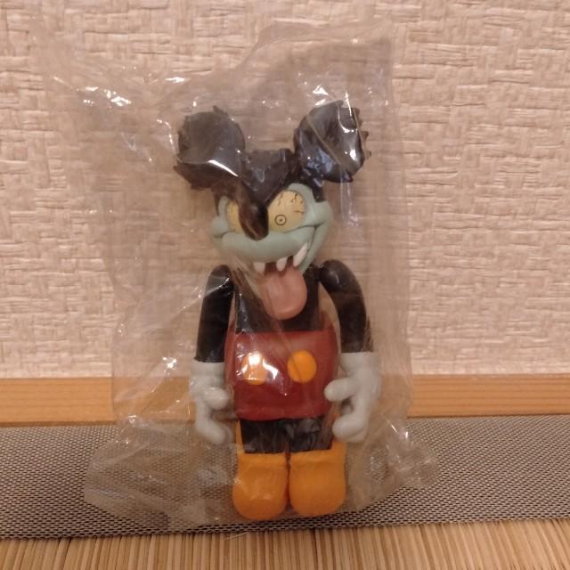 MEDICOM TOY(メディコムトイ)のメディコムトイ キューブリック  シークレット ミッキー エンタメ/ホビーのフィギュア(アニメ/ゲーム)の商品写真