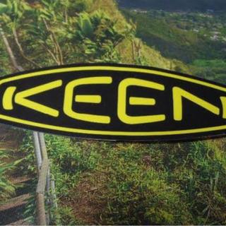 KEEN - KEEN 17センチ サンダル シューズ キッズ