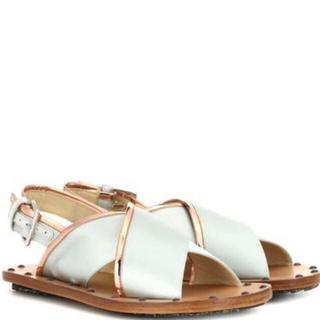マルニ(Marni)のMARNI サンダル 定価98,880円(サンダル)