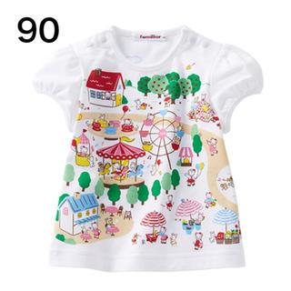familiar - 限定♪ファミリア Tシャツ