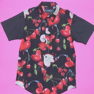 MILKBOY - ミルクボーイ MILKBOY ラブベリーシャツ シャツ 半袖シャツ ベリー