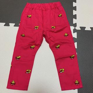 HYSTERIC MINI - ヒス刺繍パンツ