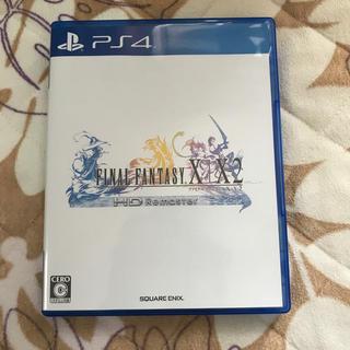プレイステーション4(PlayStation4)のファイナルファンタジーX/X-2 HDリマスター PS4(家庭用ゲームソフト)