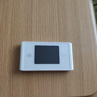 NEC - UQ WiMAX2 Wi-Fi WX04 本体のみ