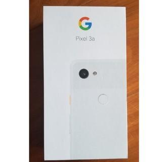 Softbank - google pixel 3a SIMフリー 利用制限○ 新品