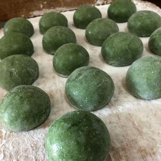 よもぎ餅 1キロ 国産材料100% 草餅 小餅