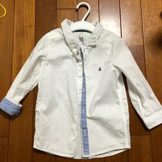 H&M - 新品未使用タグ付き H &M  白シャツ
