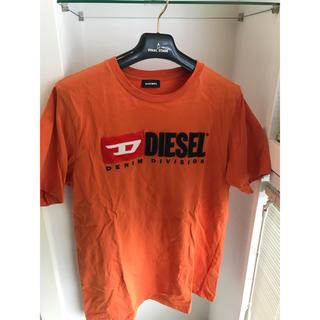 DIESEL - DIESEL Tシャツ オレンジ Sサイズ