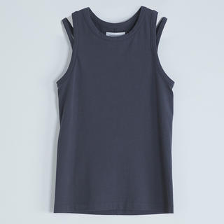 UNITED ARROWS - SAYAKA DAVIS Double Strap Tank タグあり