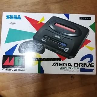SEGA - メガドライブ2本体