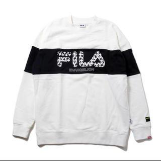 FILA - FILA SWEAT EVANGELION  (11,880円(税込)