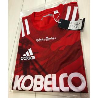 adidas - 今週まで!神戸製鋼 KOBELCO スティーラーズ tシャツ
