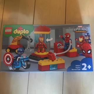 レゴ(Lego)のLEGO duplo 10921 MARVEL SUPERHERO (キャラクターグッズ)