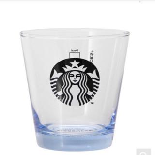Starbucks Coffee - 新品未使用 スタバロゴグラスアクア