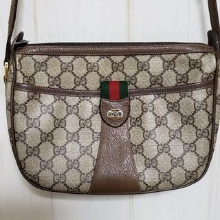 Gucci - GUCCI・オールドグッチ シェリーライン ショルダーバッグ