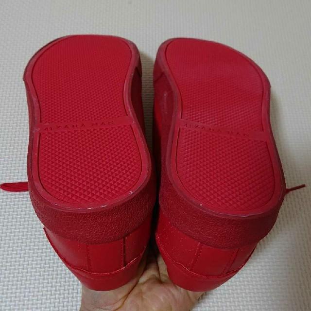 ZARA(ザラ)のZARA スニーカー 新品 未使用 メンズの靴/シューズ(スニーカー)の商品写真