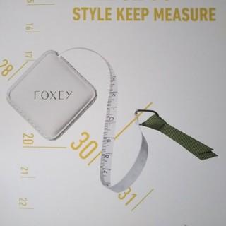 フォクシー(FOXEY)のFOXEY ノベルティ メジャー(その他)