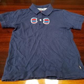 ロデオクラウンズ(RODEO CROWNS)のRodeoCrowns ユーズド加工 ポロシャツ 115センチ~125センチ用(ジャケット/上着)