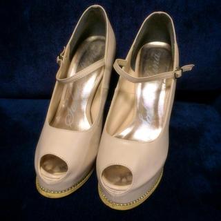 DURAS(デュラス)のさくりな*パンプス*Lサイズ レディースの靴