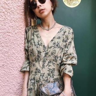 Ameri VINTAGE - アメリ ヴィンテージ CAROLINE RETRO ドレス
