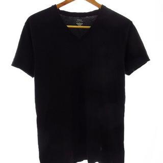 Ralph Lauren - 黒Tシャツ 女子用