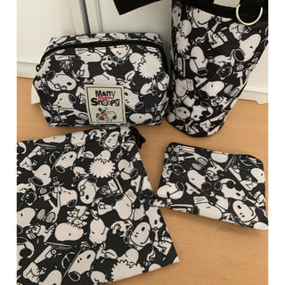 SNOOPY - スヌーピー 4点セット