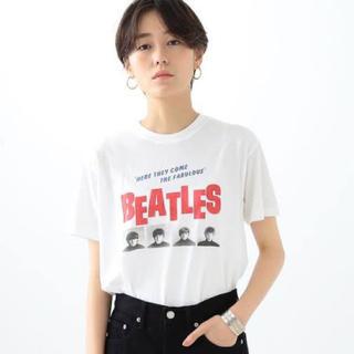 Ray BEAMS - レイビームス ビートルズTシャツ