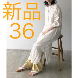 TODAYFUL - todayful Silk Stitch Dress エクリュ 36