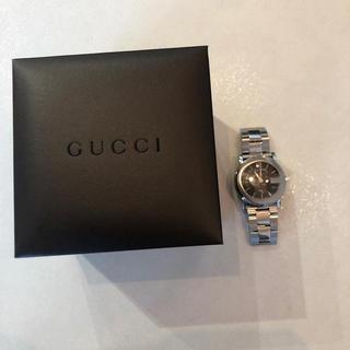 Gucci - 三時間限定値下げ!グッチ腕時計 中古 実働品