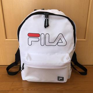 FILA - 【FILA(フィラ)】リュック