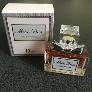 Dior - Dior ミスディオール オードゥパルファン 5ml ミニサイズ