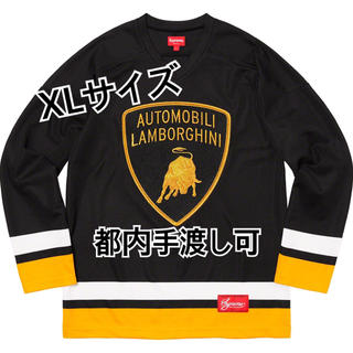 Supreme - Automobili Lamborghini HockeyJersey