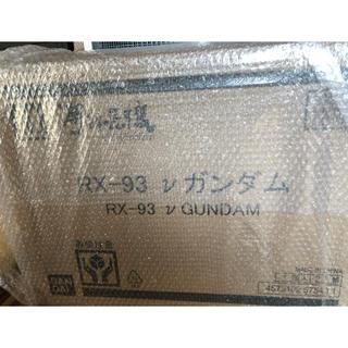 BANDAI - METAL STRUCTURE 解体匠機  RX-93 νガンダム