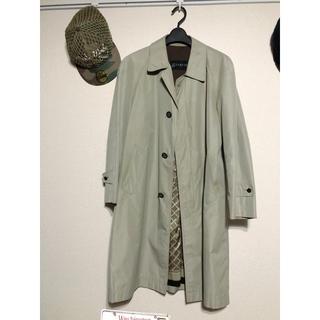 BURBERRY - ランバン ステンカラーコート スプリングコート