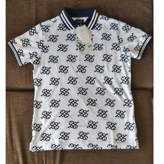 PEARLY GATES - パーリーゲイツ メンズゴルフシャツ サイズ5(L) 新品未使用