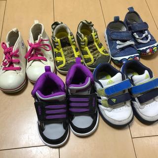 adidas - baby12.0-13.5 サンダル、靴まとめ売り