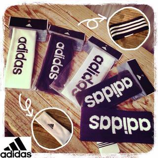 アディダス(adidas)のadidas リバーシブル ヘアバンド(ヘアバンド)