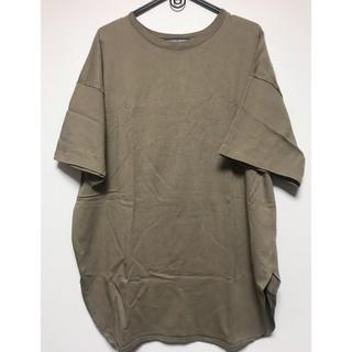 GU - レディース大きいサイズ GU ロングTシャツ