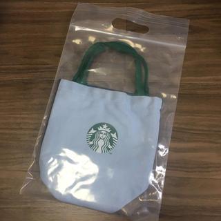 Starbucks Coffee - 台湾 スタバ デニム ミニトート