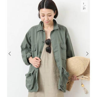 DEUXIEME CLASSE - ドゥーズィエムクラス購入 ROTHCO シャツジャケット アパルトモン