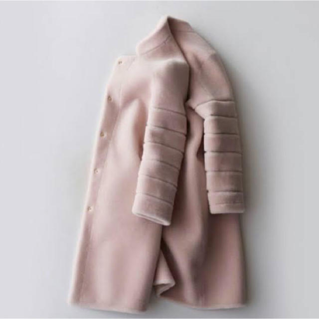 Chesty(チェスティ)のvery ピンクコート birthday bash レディースのジャケット/アウター(毛皮/ファーコート)の商品写真