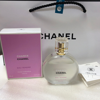 CHANEL - CHANEL シャネル チャンス オータンドゥル ヘアオイル 限定品