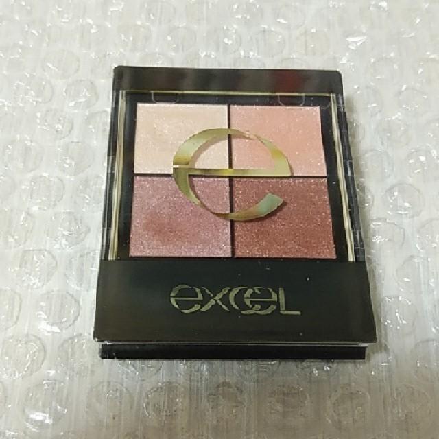 noevir(ノエビア)のサナ エクセル リアルクローズシャドウ CS03 ローズピンヒール コスメ/美容のベースメイク/化粧品(アイシャドウ)の商品写真