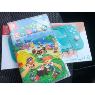 Nintendo Switch - Nintendo Switch スイッチライト あつまれどうぶつの森 セット