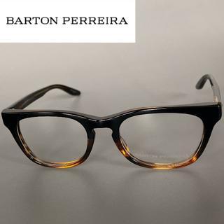 ◆バートンペレイラ◆【新品】BIRDIE べっ甲 メガネ 日本製