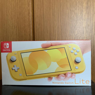 Nintendo Switch Lite イエロー(家庭用ゲーム機本体)