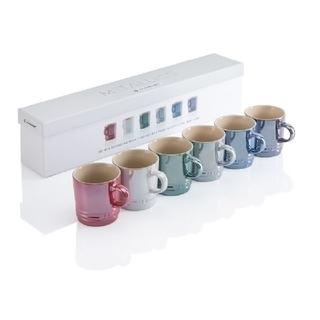 ルクルーゼ(LE CREUSET)のル・クルーゼ マグカップセット メタリック 新品未使用(グラス/カップ)