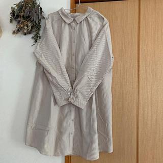 SM2 - 柄アソートシャツチェニック