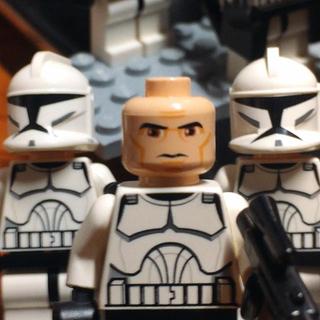 Lego - レゴ スターウォーズ クローントルーパー 5体